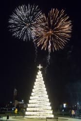 Światełko do nieba podczas 28. rekordowego finału WOŚP-u