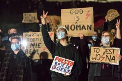 """""""Strajk Kobiet"""" protest nie tylko kobiet"""