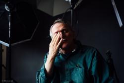Fotograf, muzealnik, człowiek kultury Bolesław Deptuła.