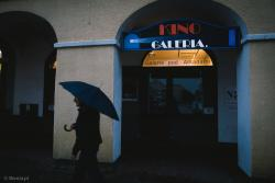 Kino Galeria w Galerii pod Arkadami.