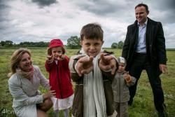 Rodzina Kłysów mocno zaangażowała się w obronę sześciolatków przed wcześniejszym pójściem do szkoły.