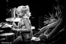 Warsztaty Perkusyjne Drums Workshop Łomża 2014 prowadzone przez Przemka Starachowskiego przyciągnęły rekordową liczbę uczestników. Każdy z nich musiał mieć swoje pałki.