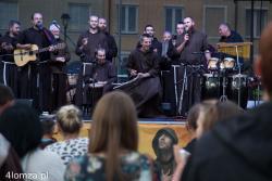 Obchody 250 lat obecności Braci Mniejszych Kapucynów w Łomży.