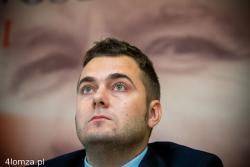 PiS na prezydenta wybrało Mariusza Chrzanowskiego (lat 30). Skutecznie.