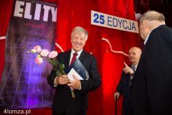 Profesor Jan Miodek wygrał 25. Konkurs Glogera w Łomży