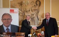 Przed II turą wyborów prezydenckich Jacek Piorunek poparł Mieczysława Czerniawskiego.
