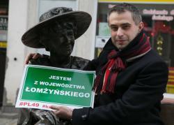 14.01.2014 Krzysztof Gawkowski sekretarz generalny SLD