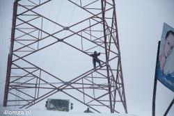 Budowa linii energetycznej lub inaczej mostu energetycznego Polska - Litwa.