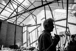 Chmiele pow Zambrowski, 6.07.2015 r wieczorem nad regionem przeszła nawałnica. Zrywała dachy, łamała drzewa. Nie oszczędziła dachu na stodole p. Tadeusza.