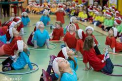 Mikołajki w Przedszkolu Publicznym nr 9 w Łomży