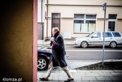 Mirosław Robert Derewońko, dziennikarz 4lomza.pl, autor tekstów i producent pięciu Kolęd Łomżyńskich na Święta.