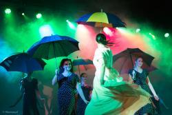 Musicalowa rewia Teatru Broadway.