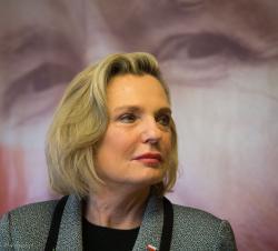 Pan prezes PIS Jarosław Kaczyński wskazał kandydatkę w wyborach uzupełniających do Senatu panią Annę Marię Anders