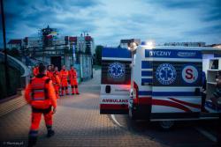 Nowy ambulans GR Nadzieja