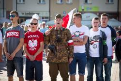 Obchody rocznicy wybuchu Powstania Warszawskiego.
