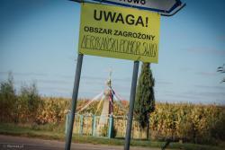Afrykański pomór świń dotarł do powiatu łomżyńskiego.