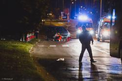 Kolejne śmiertelne potrącenia na pasach w Łomży. Tragiczny rok pod tym względem.