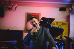 Mirosław Dziewa muzyk i twórca Novum Jazz Festival