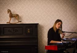 Anna Kaptór z Funkasanki podczas Gali Łomżyńskiego Lauru Sportowego