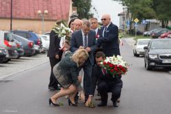 Kwiaty dla Marszałka Piłsudskiego zostaną złożone pod pamiątkową tablicą na Domku Pastora.