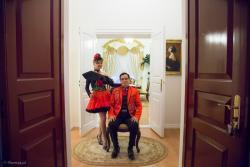 """Szczęśliwa para Tadeusz i Barbara w """"Mam talent!"""""""