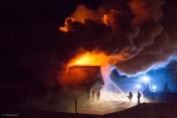Pożar w Kisielnicy. Który to już raz?