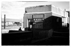 Stary dworzec sprzedany i rozwalony, a nowy to pasmo nieudanych przetargów na budowę.