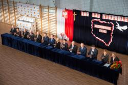Pierwsza sesja Rady Gminy Łomża.